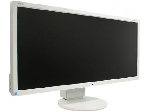 Монитор NEC MultiSync EA294WMi, белый, вид 2