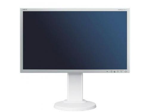 Монитор NEC MultiSync E201W, белый, вид 1