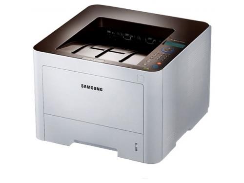 Принтер лазерный ч/б SAMSUNG SL-M4020ND, вид 3