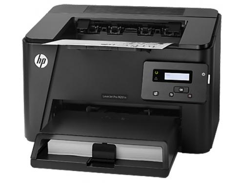 Лазерный ч/б принтер HP LaserJet Pro M201n, вид 2