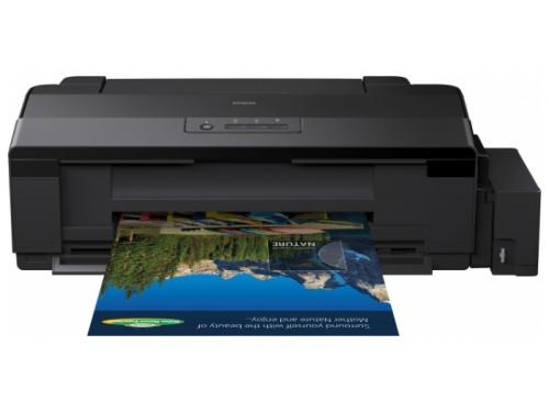 Струйный цветной принтер EPSON L1800, вид 1