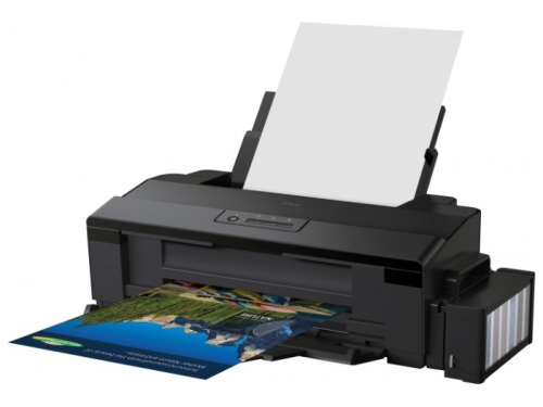 Струйный цветной принтер EPSON L1800, вид 2