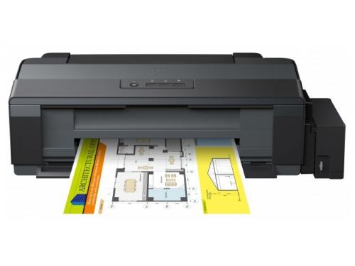 Принтер струйный цветной EPSON L1300, вид 1