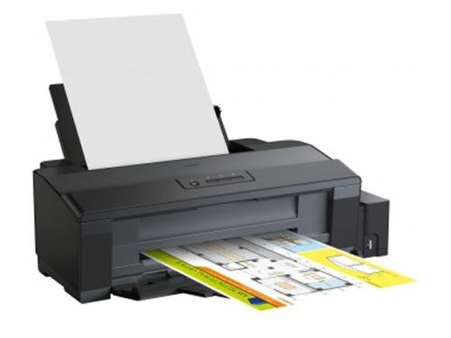 Принтер струйный цветной EPSON L1300, вид 2