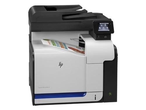 МФУ HP LaserJet Pro 500 color MFP M570dw, вид 1