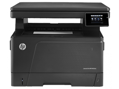 Лазерный ч/б принтер HP LaserJet Pro M435nw, вид 1
