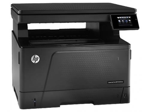Лазерный ч/б принтер HP LaserJet Pro M435nw, вид 3