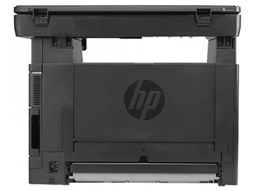 Лазерный ч/б принтер HP LaserJet Pro M435nw, вид 2