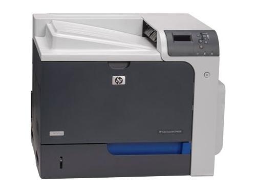 Лазерный цветной принтер HP Color LaserJet CP4025N, вид 1