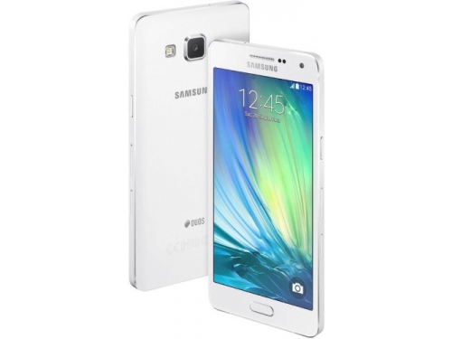 Смартфон SAMSUNG GALAXY A3 SM-A300F  белый, вид 1