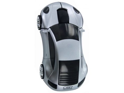 Мышка CBR MF 500 Lazaro Silver USB, вид 1