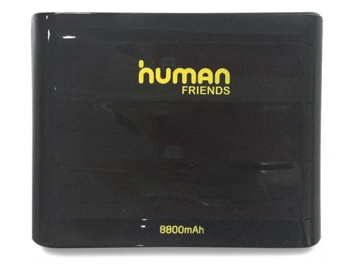 �������� ���������� CBR Human Friends Flagman 8800 mAh (1�+2�, USB, Li-Ion), ��� 1