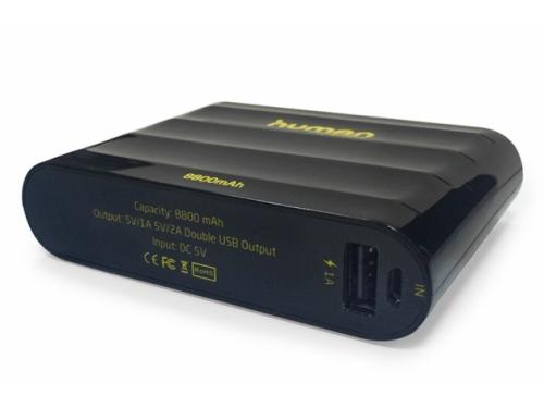 �������� ���������� CBR Human Friends Flagman 8800 mAh (1�+2�, USB, Li-Ion), ��� 3