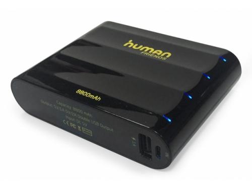 �������� ���������� CBR Human Friends Flagman 8800 mAh (1�+2�, USB, Li-Ion), ��� 4