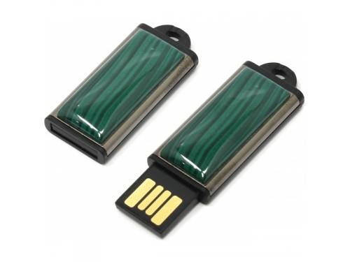 Usb-флешка Iconik MTFS-MALHT-8Gb, зеленая, вид 1