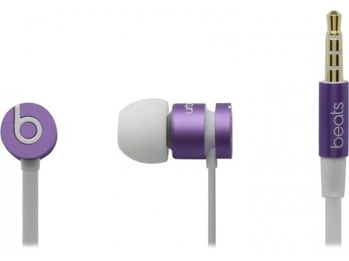 Гарнитура для телефона Beats urBeats, фиолетовая, вид 1