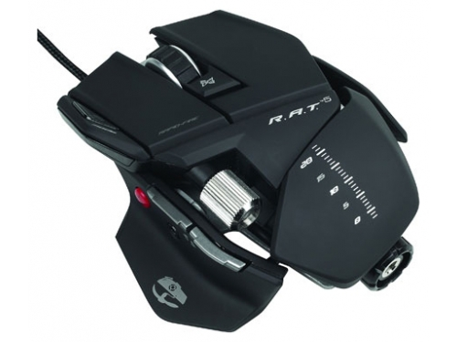 Мышка Cyborg R.A.T 5 Gaming Mouse Black USB, вид 1