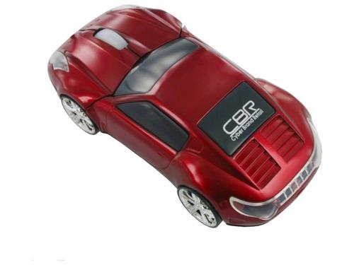 Мышка CBR MF 500 Lambo Red USB, вид 1