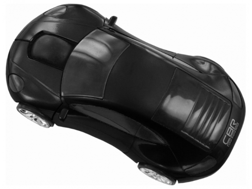 Мышка CBR MF 500 Lazaro Black USB, вид 1