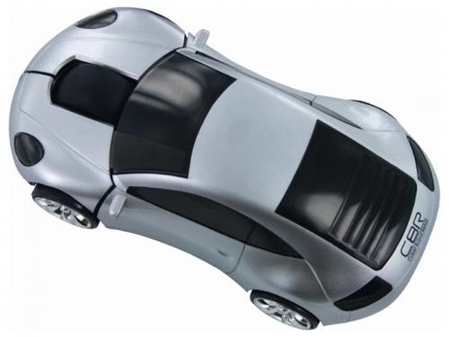 Мышка CBR MF 500 Lazaro Silver USB, вид 2