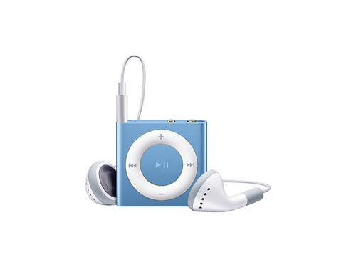 ���������� Apple iPod Shuffle 2GB, Blue (MKME2RU/A), ��� 1