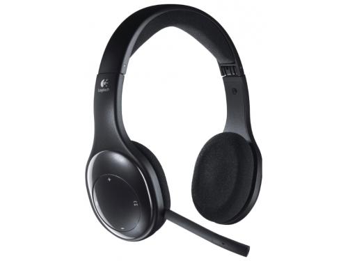 Гарнитура для пк Logitech Wireless Headset H800, вид 1