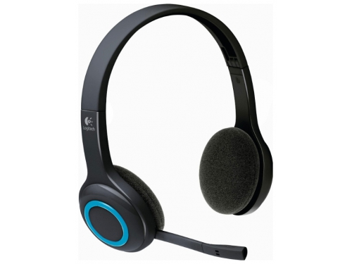 Гарнитура для пк Logitech Wireless Headset H600, вид 1