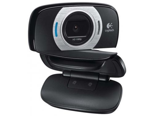 Web-камера Logitech HD Webcam C615, вид 2
