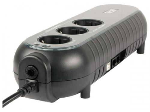 Источник бесперебойного питания Powercom WOW-500 U, вид 1