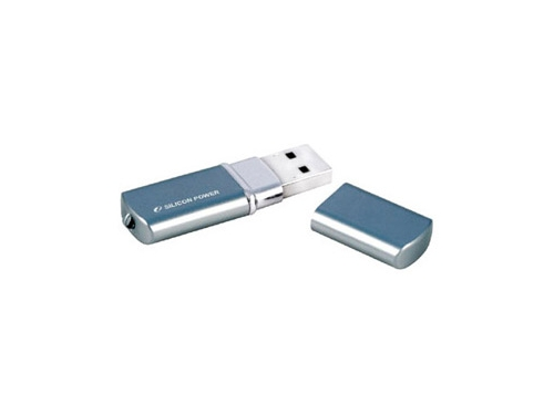 Usb-флешка Silicon Power LuxMini 720 16Gb синий, вид 1
