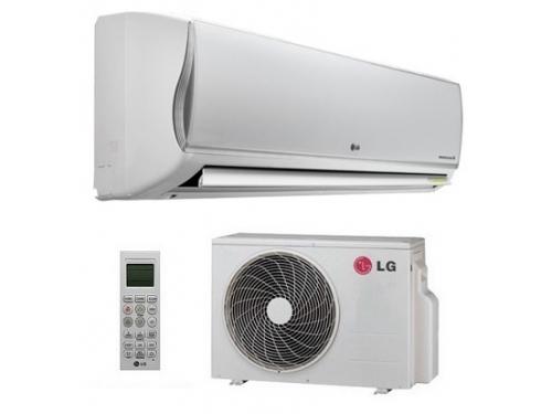 Кондиционер LG CS09AWK, белый, вид 3