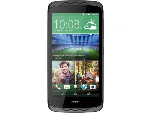 Смартфон HTC Desire 526G черный моноблок 3G 2Sim 4.7