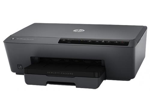 Струйный цветной принтер HP Officejet Pro 6230, вид 3