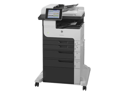 МФУ HP LaserJet Enterprise 700 M725f, вид 3
