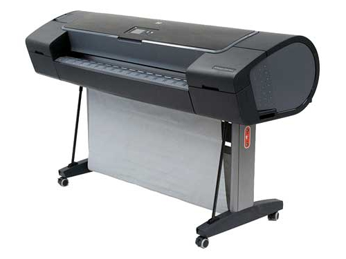 Плоттер HP Designjet Z2100, вид 1
