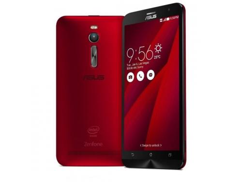 Смартфон ASUS Zenfone 2 ZE551ML  32Gb, красный, вид 1
