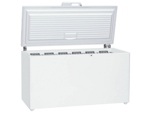 Холодильник Морозильная Камера Liebherr GTP 4656 Белая, вид 1