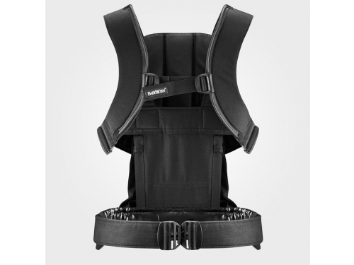 ������-������� BabyBjorn Baby Carrier We Black Cotton, ��� 5