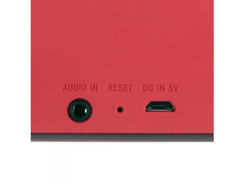 Портативная акустика Sony SRS-X2/RC, красная, вид 2
