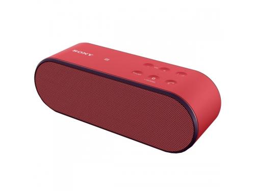 Портативная акустика Sony SRS-X2/RC, красная, вид 3