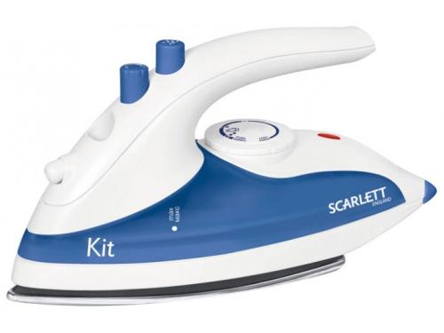 Утюг Scarlett SC-1135S White/Blue, вид 1