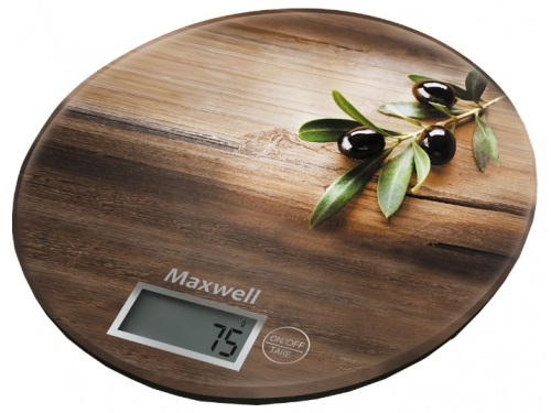 Кухонные весы Maxwell MW-1460 BN, вид 1