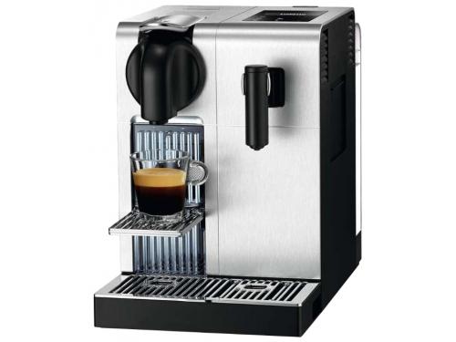 Кофемашина Nespresso De Longhi Lattissima Pro EN750 MB, вид 1