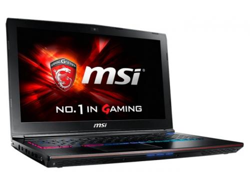 Ноутбук MSI GE62 2QF Apache Pro , вид 2