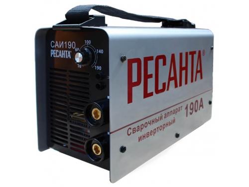 Сварочный аппарат Ресанта САИ 190, вид 1