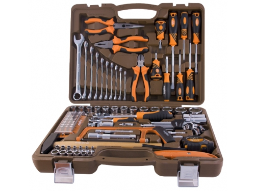 Набор инструментов Набор принадлежностей OMBRA OMT101S, 101 предмет [omt101s ], вид 1