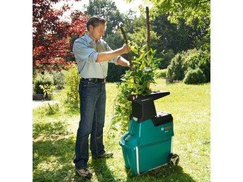 Измельчитель садовый BOSCH AXT 25 TC [0600803300], вид 2