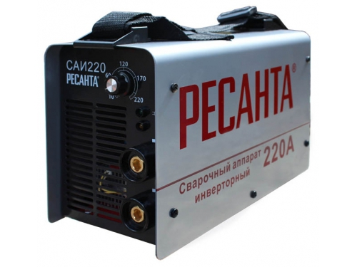 Сварочный аппарат Ресанта САИ-220, вид 1