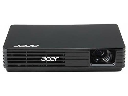 Мультимедиа-проектор ACER C120, черный, вид 2