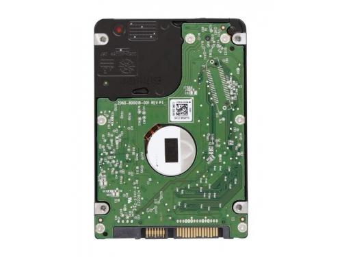 Жесткий диск WD 500 Gb, SATA-3, 2.5'', 7200 rpm (WD5000LPLX), вид 2